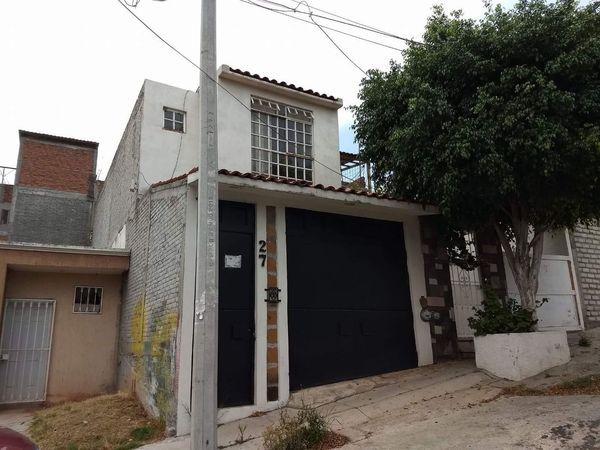 Casa Venta Fraccionamiento San Jose de La Palma Tarímbaro Michoacán
